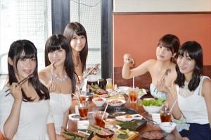今野杏南、新番組への意気込み語る「お肉のよさをセクシーに伝えたい」