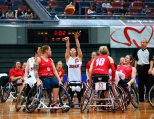 リオに向けた最終予選!車椅子バスケットボール日本代表戦全試合を生中継