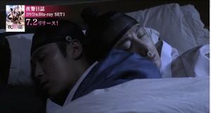 チョン・イルとユンホ(東方神起)の添い寝シーンも!『夜警日誌』見どころPV第2弾が公開中