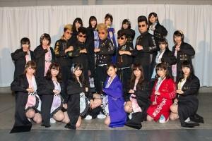 HKT48主演「マジすか学園」番外編製作&11・25氣志團とのコラボシングル発売決定