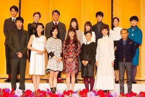 次期朝ドラ『とと姉ちゃん』ヒロイン役の高畑充希に続く出演者決定!