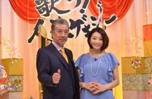 眞鍋かをり、出産後初のテレビ復帰!「歌う!人生ゲキジョー」は1月2日(土)放送