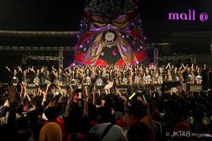 仲川遥香「応援が心にしみた」JKT48が4周年&カウントダウンイベント開催