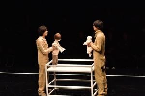 安西慎太郎、鈴木拡樹らが意気込みを語る!舞台『僕のリヴァ・る』公開稽古