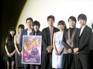 上遠野太洸、仮面ライダースピンオフ作品主演に「喜び半分、驚き半分」