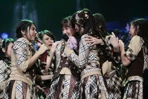 「もっと世界を知りたい」JKT48・仲川遥香が初のリクアワで卒業を発表