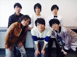 山下誠一郎ら人気声優6人が大盛り上がり!「ようこそ声優寮へ!」初のイベント開催