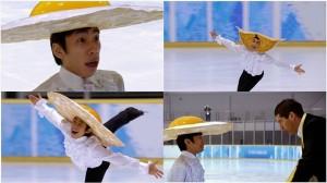 織田信成が華麗なスケーティングで魅了「セラフィット」新CM 3・11放送開始