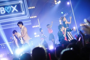 AAA、ファンキー加藤、Da-iCE、C&Kらに一万人熱狂!「LOVE BOX 2016」Phレポート