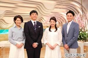 鈴木勝大、渡部秀、白石隼也、中尾明慶、永瀬匡が日替わり出演『みんなのニュース』4・4よりリニューアル