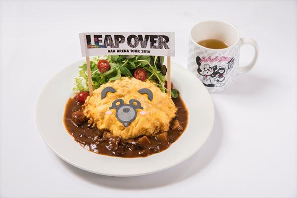 AAAのコラボカフェ「AAA Diner」渋谷パルコに5・12オープン