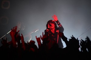 """T.M.Revolutionライブ音源をハイレゾで楽しめる!""""Hi-Res Tasting Spot""""で5・21スタート"""