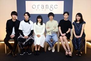 「orange-オレンジ-」土屋太鳳&山﨑賢人らビジュアルコメンタリー一部解禁!