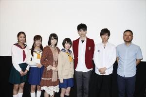 欅坂46・石森虹花が乃木坂46・生駒里奈主演作で映画デビュー