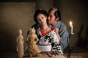 「濃密なシーンが多いね」成宮寛貴&菜々緒のコメント到着!時代劇「連続ドラマW ふたがしら2」9月放送決定