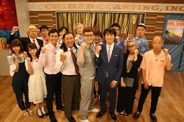 門脇佳奈子&小峠英二&ロバートらがCM出演目指しガチバトル!