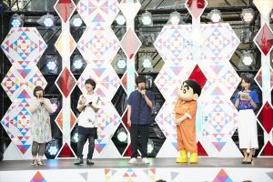 """神谷浩史が『しんちゃん』ショーで""""ぶりぶりざえもん愛""""語る「ギャップがたまらない」"""