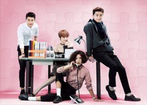 韓国発!2016年最高のロマンティックコメディ『彼女はキレイだった』DVD発売決定 (c) 2015 MBC