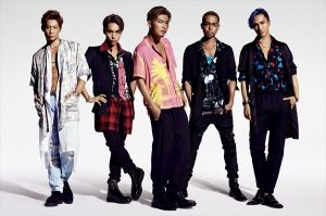 WOWOWがEXILE THE SECONDに長期密着!スペシャル番組放送前に予告動画をチェック