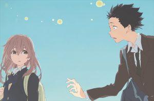 映画「聲の形」アフレコで松岡茉優「将也君は私にとってかけがえのない少年」 (C)大今良時・講談社/映画聲の形製作委員会