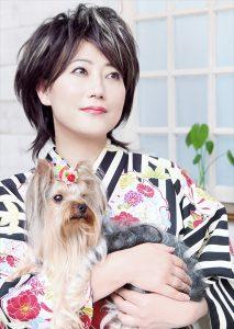 『なめらか本舗 リンクルライン』新イメージキャラクターに大物演歌歌手・水谷千重子が就任
