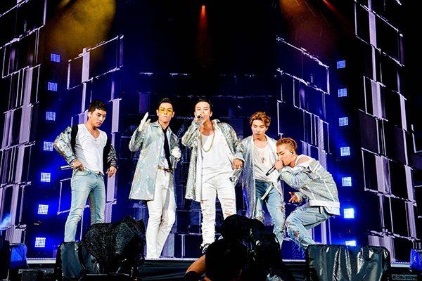BIGBANG、デビュー10周年記念ライブで16万5000人を動員