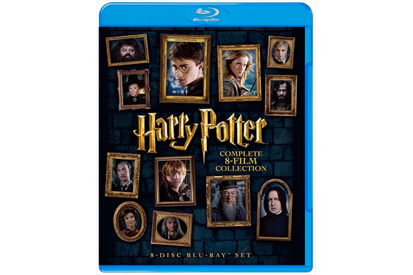 豪華特典付「ハリー・ポッター コンプリート 8-Film BOX」11・2発売