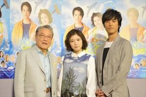 「怒られてるのに、泣きそうになった」松岡茉優が桐谷健太の愛ある説教に感激