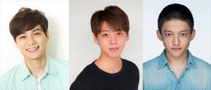 Dlife『男子旅』10月放送の若手俳優が発表!吉沢亮、町田啓太、浅香航大らがそれぞれ3人旅へ