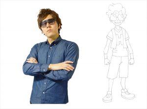 『デジモンユニバース アプリモンスターズ』HIKAKIN&SEIKINが出演決定