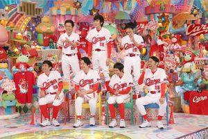 9・29OA『アメトーーク!』は広島カープ芸人!徳井、アンガ、谷原章介も参戦