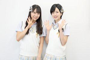 NMB48 白間美瑠×須藤凜々花