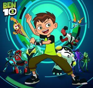 『ベン:10』