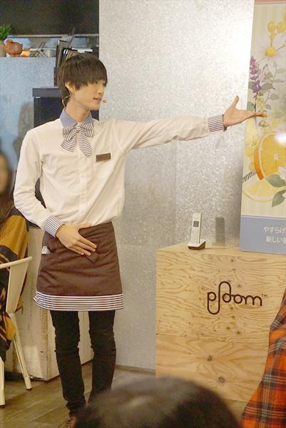 <p>「Candy Boy CAFE LIVE」</p>