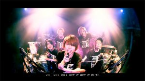 SuG「KILL KILL」ミュージックビデオ