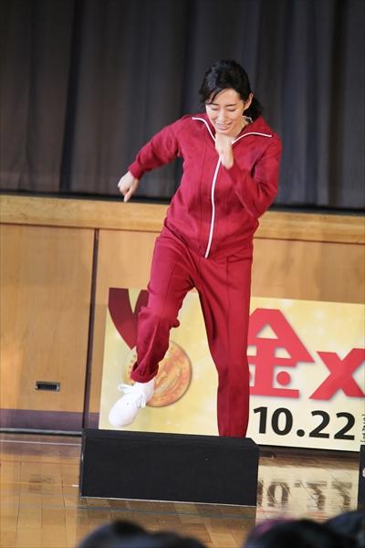 <p>ウッチャン、世界記録更新ならずも惜敗の知念侑李を絶賛「すごい身体能力!」</p>