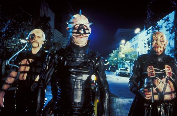 <p>「ヘル・レイザー3」©1992,FIFTH AVENUE ENTERTAINMENT,LTD.</p>