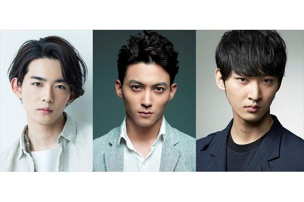 11月の『男子旅』は佐野岳、竜星涼、冨浦智嗣、堀井新太がそれぞれ3人旅へ