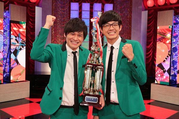 「NHK新人お笑い大賞」はトット!「やっと漫才師として認められた」