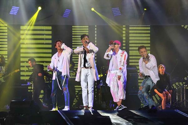 BIGBANG、iKON、ソナーポケットのa-nationライブVR映像 11・4配信開始