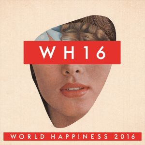 『WORLD HAPPINESS 2016』