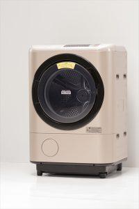 日立のドラム式洗濯乾燥機「ビッグドラム」の新CMは11月19日からオンエア