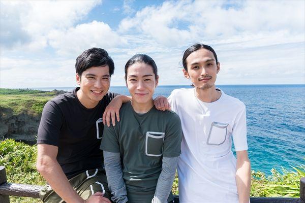 11・20男子旅in沖縄!冨浦智嗣、滝口幸広、君嶋麻耶が最高の絶景旅へ