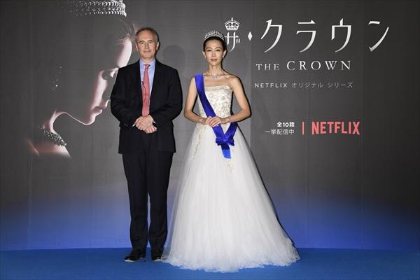 総額1億円超の衣装をまとった木村佳乃が語るエリザベス女王の魅力