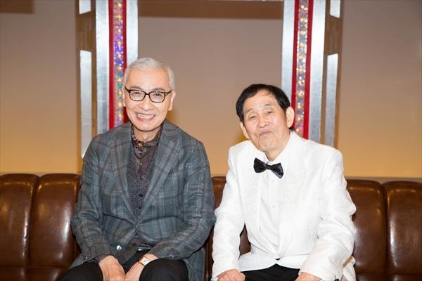萩本欽一と久米宏が32年ぶりの番組共演で坂上二郎の偉大さを語る