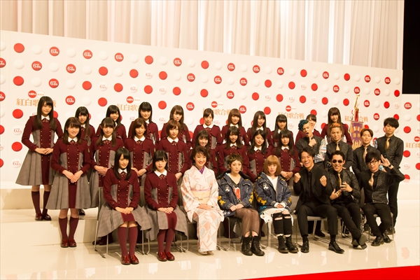 初紅白KinKi Kids、会見で爆笑の連続「自分は欅坂46だと思っていた」