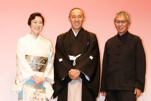 「六本木歌舞伎」第二弾の製作発表会見