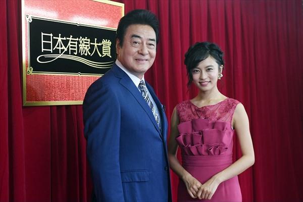 12・5放送『第49回日本有線大賞』の司会は高橋英樹と小島瑠璃子に決定