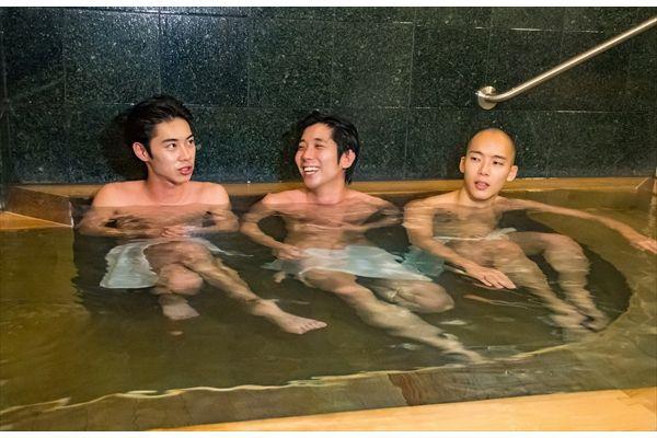 戸塚純貴、柳喬之、関口アナムが裸の付き合い!「男子旅」は白神山地を目指す
