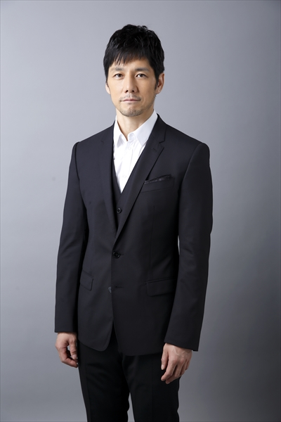 <p>西島秀俊インタビュー</p>